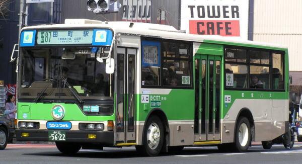 都営バス B-C177