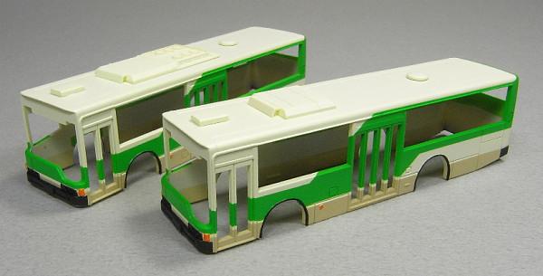 都営バス エアロスター塗装完了