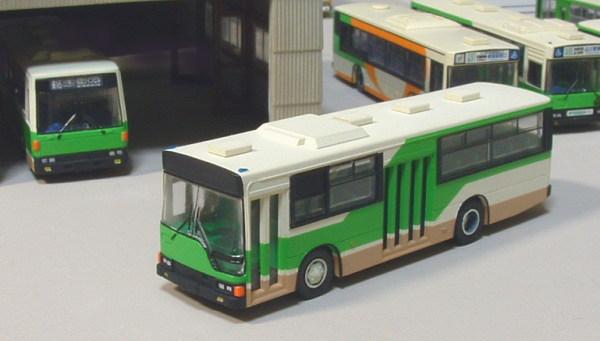 Z代新都市バス仕様
