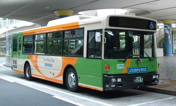 都営バス 品川 P代 A-P529