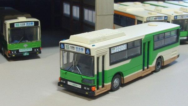 都営A代リフト付き超低床車