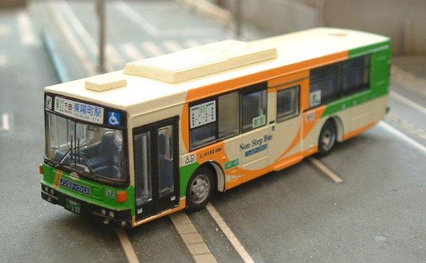バスコレ9弾新7E都営バス