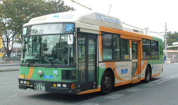 都営バスE401