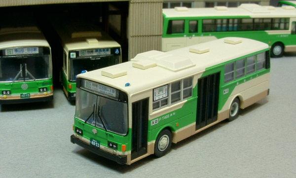 都営バス UD-5E T代一般車