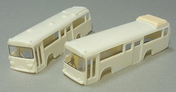 都営バス呉羽モノコック2態