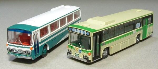 大阪市交通局オリジナルバスセットpart3